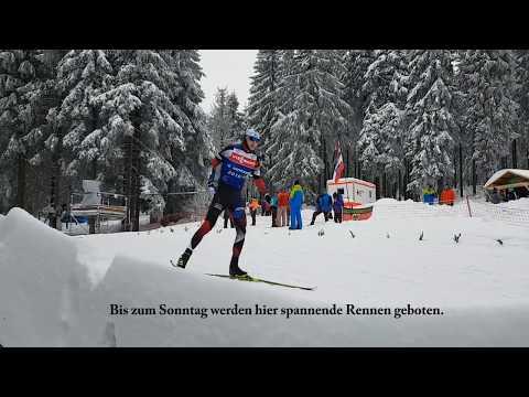 Tausende Fans freuen sich in Oberhof auf Start des Biathlon-Weltcups
