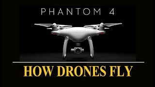 ANATOMY OF FLIGHT How drones fly and how the controls make the drone do what you want it to do. A short tutorial explaining...
