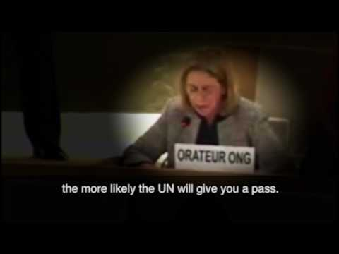 Bayefsky: Israelis are expected to die laughing. 6/19/17, UN, Geneva