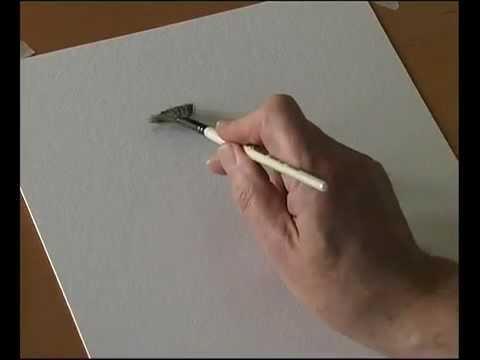 Terry Harrison's Pro Arte Masterstroke Brushes - The Fantasia