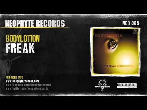 Bodylotion - Freak
