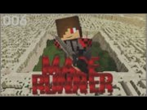 """Minecraft Roleplay The Maze Runner Season 1 Finale Episode 6 """"To Freedom!"""""""