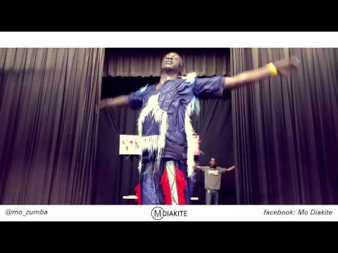 MO DIAKITE: Lo Le by Skales *african workshop in Toronto*