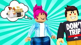 ROLEPLAY GIRL REALLY WANTS ME! Roblox Titanic! Roblox Online Daters! Roblox Funny Moments