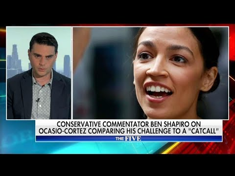 Gutfeld and The Five React to Shapiro and Ocasio Cortez
