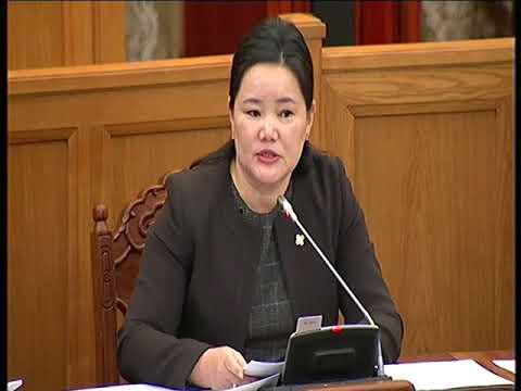 Л.Мөнхбаатар: Ерөнхий прокурорын дэргэд ажлын хэсэг байгуулахаар санал солилцож байгаа юу?