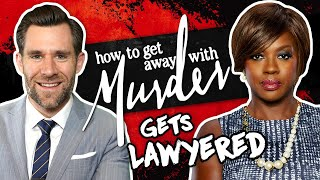 Video Real Lawyer Reacts to How to Get Away With Murder (Episode 1) MP3, 3GP, MP4, WEBM, AVI, FLV September 2019
