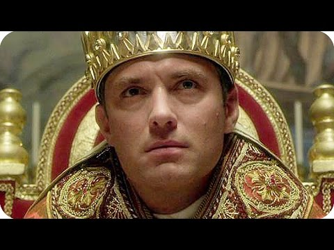 THE YOUNG POPE Trailer (2016) Sky, HBO, Canal+ Mini-Series