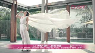 STEM CELL COLLAGEN DRINK TVC 2015 MANDARIN