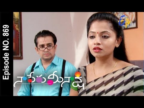 Naa Peru Meenakshi 3rd November 2017 Full Episode No 869