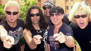 Scorpions: Баллада о любви