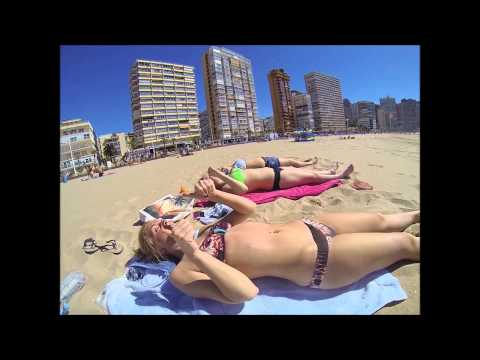 Our trip to Benidorm