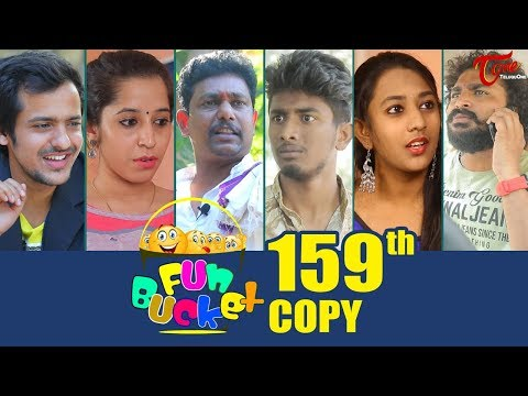 Fun Bucket | 159th Episode | Funny Videos | Telugu Comedy Web Series | By Sai Teja - TeluguOne
