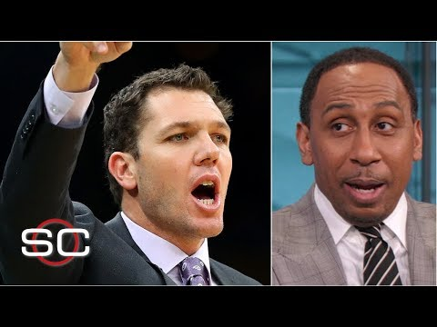 Video: Luke Walton is a guaranteed goner if the Lakers miss NBA playoffs - Stephen A. Smith | SportsCenter