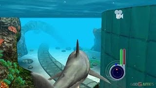 10. Jaws Unleashed - Gameplay PS2 HD 720P