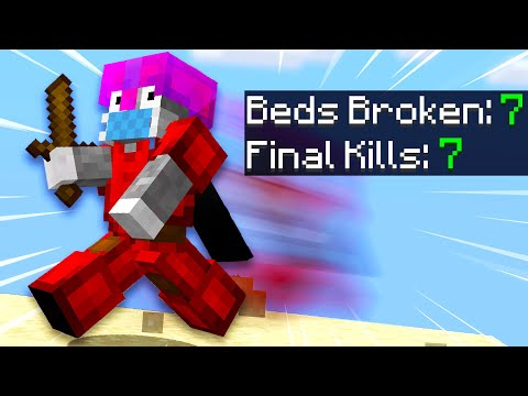 The Perfect Bedwars Game...