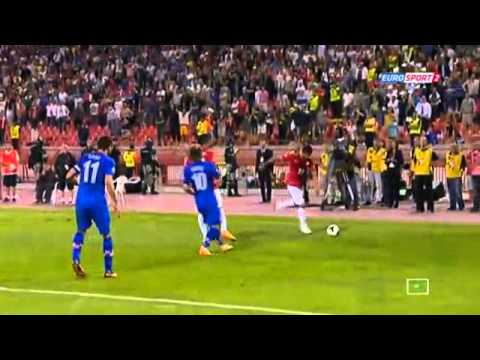 International: World Cup Qualification - ALL GoaLs [HD] 6-9-2013 (видео)