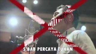 Kupercaya mujizat Philip Mantofa with lyric ( I Believe in Miracle )
