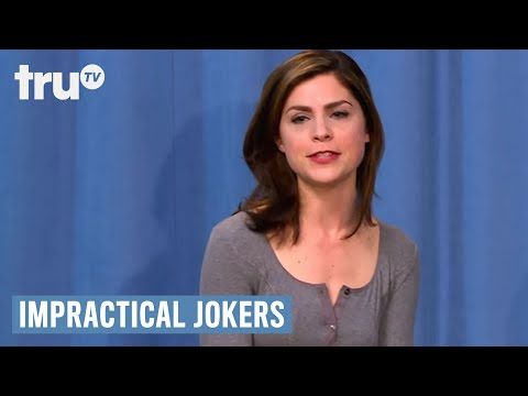 Impractical Jokers – Q Versus Women's Rights (Punishment) | truTV (видео)