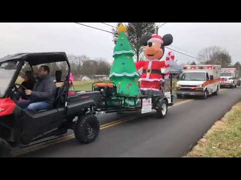Video: 2018 Surgoinsville Christmas Parade