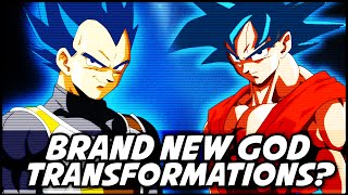 DRAGONBALL Z: Resurrection Of「F」(2015): New God Forms for Goku and Vegeta? + Theory and More! 【HD】