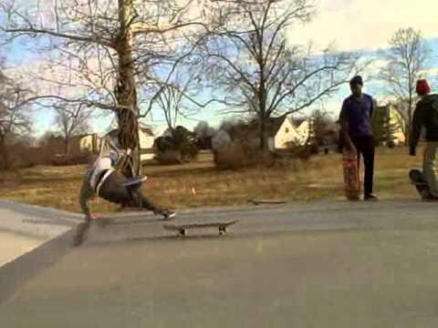 Russell Stevens - Carterville Skate Video