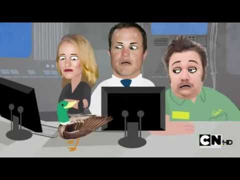 Chuck Intersect Parody - Duck (MadTV)