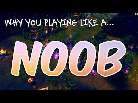 Instalok - Noob (MAGIC! - Rude PARODY)