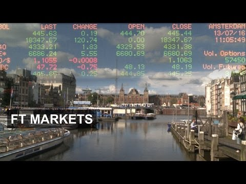 Brexit and Europe's electronic trading I FT Markets