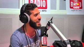 Amir Rouani au téléphone avec Saad Lamjarred dans le 19-21 avec Samad et Tayeb sur HIT RADIO
