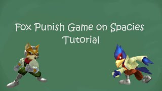 Fox's Punish Game On Spacies – SSBMTutorials