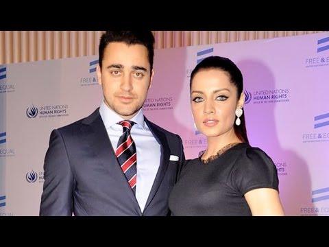 Imran Khan Launched Celina Jaitley's Music Album '