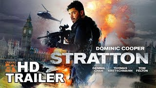 Stratton -  2017   Official Trailer HD