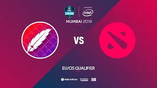 The Pango vs   Team Jekich, ESL One Mumbai EU/CIS Quals, bo5, game 2 [Adekvat & Smile]