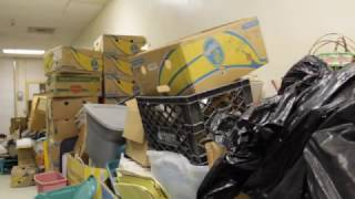 Staff & volunteer create fun video on running a thrift store