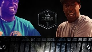 Supreme Rap League | J Leggs vs. Cess Lo