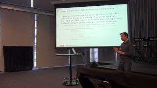 Hadoop Meetup (HUG) April 2014: Apache Phoenix - SQL Skin Over HBase