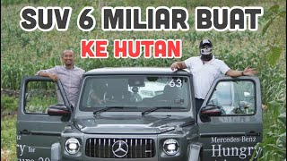 Video NAIK SUV 6 MILIAR BARENG OM MOBI | VLOG #70 MP3, 3GP, MP4, WEBM, AVI, FLV Januari 2019