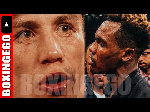 GENNADY 'GGG' GOLOVKIN MUST FIGHT JERMALL CHARLO!!!! TO GET CANELO REMATCH! (WBC ORDERS GGG-CHARLO)