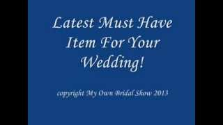 Latest Must Have Item For Your Wedding…[video]