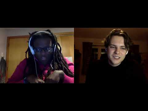 My One one one video chat with once Upon a Time's Robbie Kay (Peter Pan)