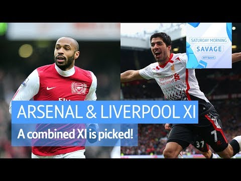 Henry, Suarez And Salah All Picked In The Arsenal And Liverpool Combined XI (PL Era)