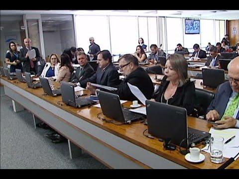 Veja as propostas aprovadas na CDH nesta quinta-feira