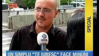 Kanal D - Alexandru Plesea (12.07.2016)
