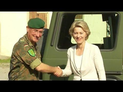 Σκάνδαλο με Γερμανό στρατιωτικό που παρίστανε τον πρόσφυγα