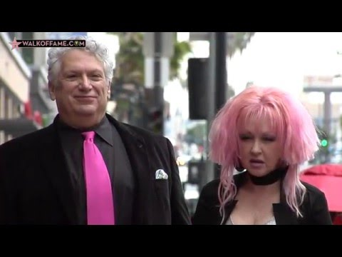 Harvey Fierstein Walk of Fame Ceremony