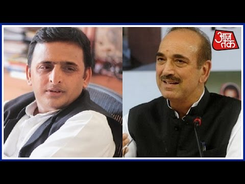 Video Alliance On Hold, Ghulam Nabi Azad To Speak With Akhilesh Yadav: Congress download in MP3, 3GP, MP4, WEBM, AVI, FLV January 2017
