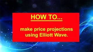 how to set price targets using elliott wave theory