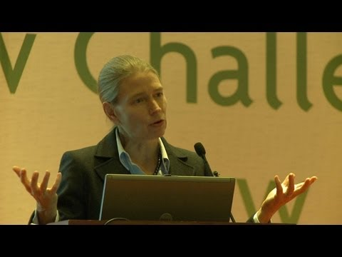 CIFOR - Frances Seymour, Director General of CIFOR, talks about communications in the forestry sector, at Asia-Pacific Forestry Week 2011, Beijing, China, November 2...