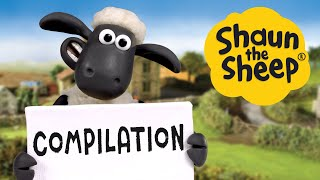 Video Shaun the Sheep - Season 2 - Episodes 11 - 20 [1HOUR] MP3, 3GP, MP4, WEBM, AVI, FLV Mei 2019